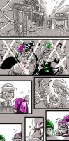 [Splatoon] Something about New Year's Eve by zzoza