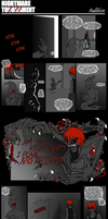 Nightmare Tournament--Audition by Caretaker-of-Myth