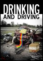 Drinking and driving by Mavko