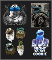 Sesame Street Parodies by EddieHolly