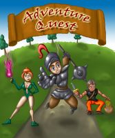 Adventure Quest Cover by KeyLo