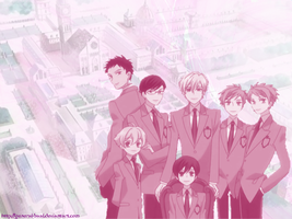 Ouran High by General-Baal