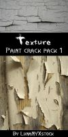 Paint crack - pack 01 by LunaNYXstock