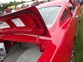 1965 Ford Mustang Boot 1 by JS92