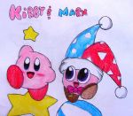 Gift: Marx and kirby by Rotommowtom