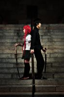 Shakugan no Shana Cosplay - 03 - The Promised Pair by mangalphantom