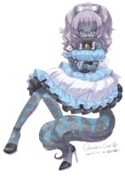 Cheshire cat by swdd-cat
