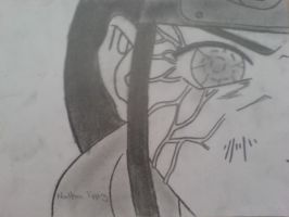 Neji from naruto by Tipster360