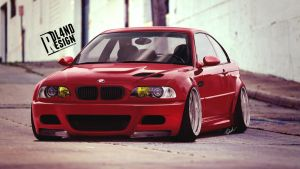 BMW E46 by ROL4NDesignStudio