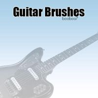 Guitar Brushes by booboo7