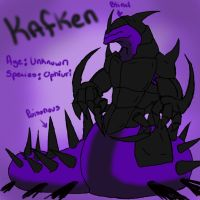Kafken Messy Ref by Albo-Beati7