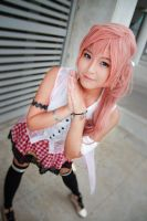 Final Fantasy XIII - Serah by Xeno-Photography