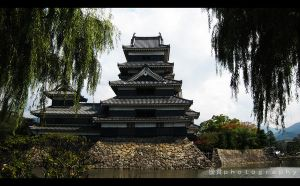 matsumoto castle  IV by stillshadow