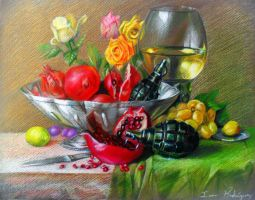 Colors Collection - Still Life II by TERRIBLEart
