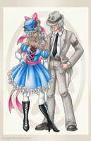 When Alice Met Johnnie by RyouGirl