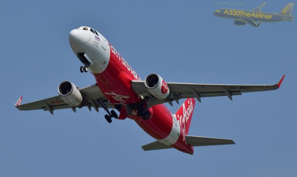 Lifting Off! by A320TheAirliner