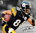 Hines Ward Vector by AngstromAlliance