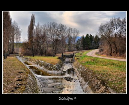Man made routes by MetalGeri