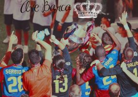 FC Barcelona blend 2 by sexylove555