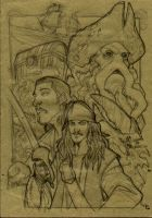 PiratesOfCarribean-Pencil by DenisM79