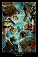 Bounty Hunters by ByronWinton