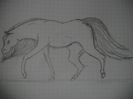 horse by me 1 by catrin1