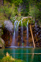 hanging lake by kikukaya