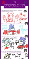 Transformers Meme by PurrV
