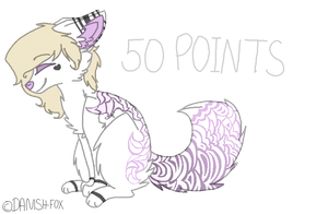 Cuore Adoptable OPEN by WaffooI