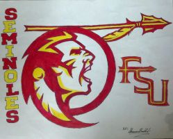 Florida state hands down by sbkent316