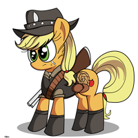 Applejack Marston by Daniel-SG