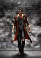 Dmc Dante Remake by eximmice