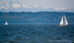 Sailing on Puget Sound by metacom