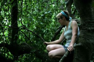 Tree Climber by skyywriting