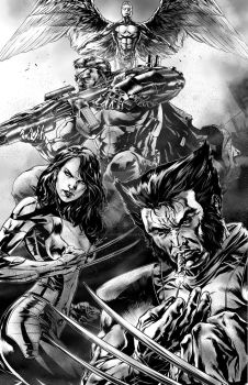 XFORCE by caananwhite