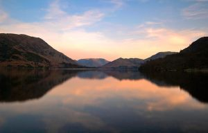 Sunset at Ullswater by james-dolan