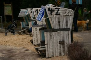 Beach Chair by expression-stock