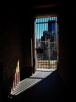 Melbourne OLD GAOL 3 by zeronemike