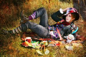 Mad Hatter II by MigraineSky