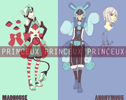 [A / C ] I'm Hungry . . . by Princeux