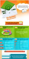Direct Mail v. Email Marketing Statistics by direct-axis