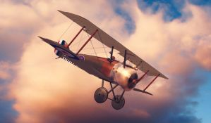 Sopwith Camel by GrahamTG