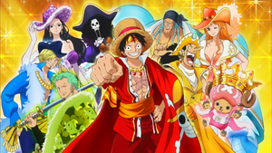 Screenshot - One Piece Opening 17 - Wake Up ! by Mugiwara-King