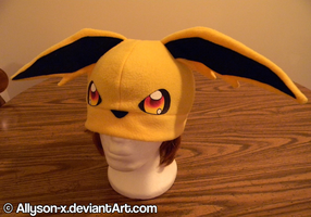 Jolteon Hat v2.0 by Allyson-x