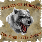 Priests of Hircine by Glaiceana