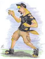 Ryanr German Shepherd Tf 3 by Ageaus