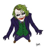 Joker...work in progress... by stayte-of-the-art
