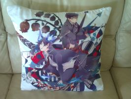 Ao no extorsit pillow by demonlucy