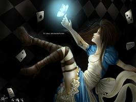Alice Madness Returns - Falling In Wonderland by Ki-Dani