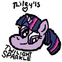 Twilight Sparkle by Bill-Cipher2